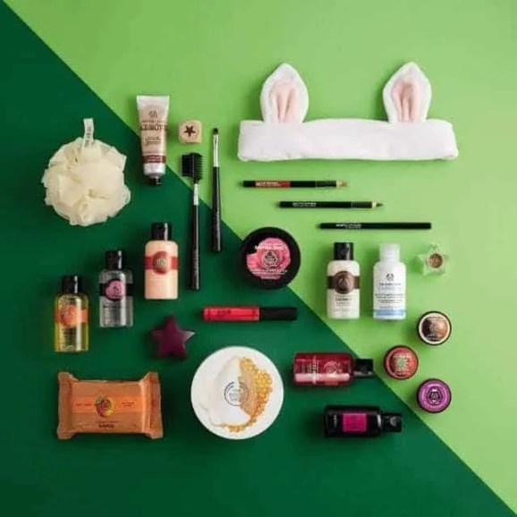 The Body Shop Advent Calendar (Deluxe)