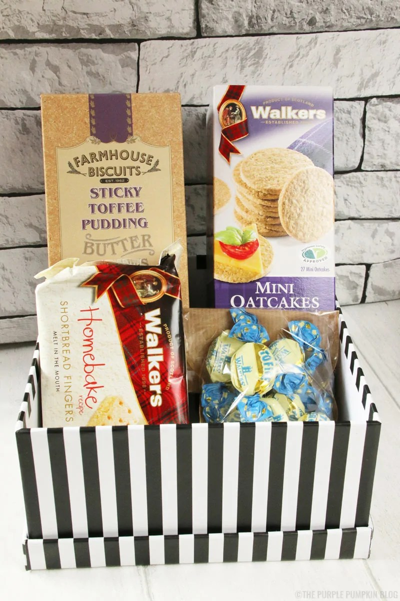 Bradfords' Farmhouse Larder Gift Tower