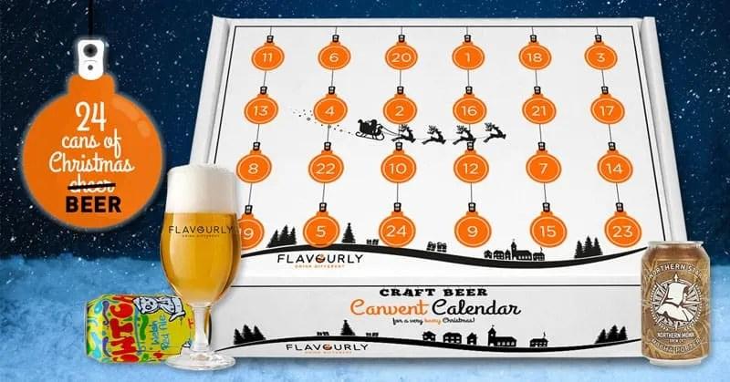 Flavourly Craft Beer Advent Calendar