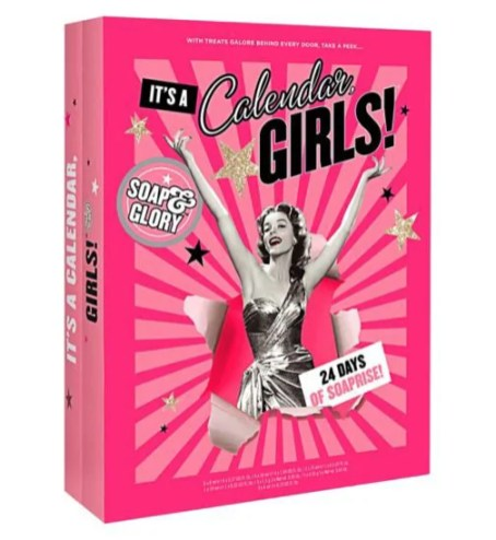 Soap and Glory It's A Calendar, Girls