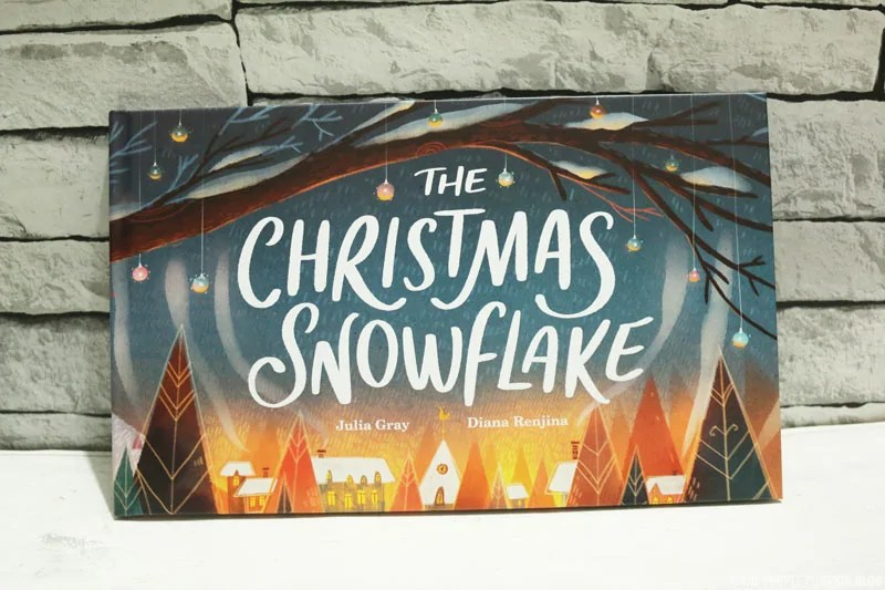 The Christmas Snowflake Book from Wonderbly