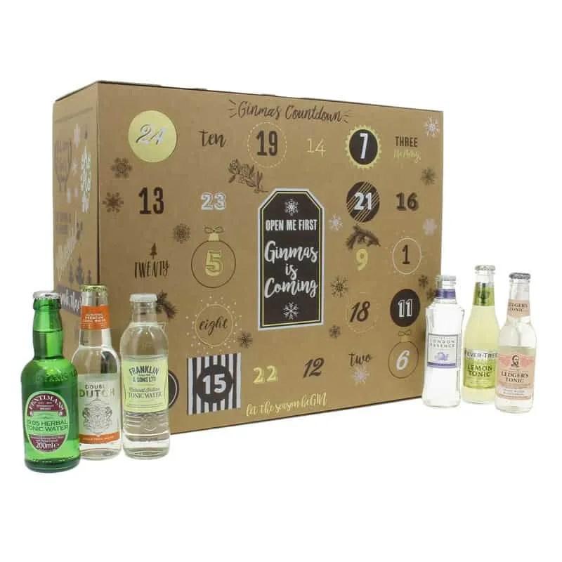 Gin & Tonic Advent Calendar