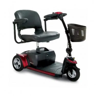 Portable Mobility Scooter (up to 325lbs / 23 stone)