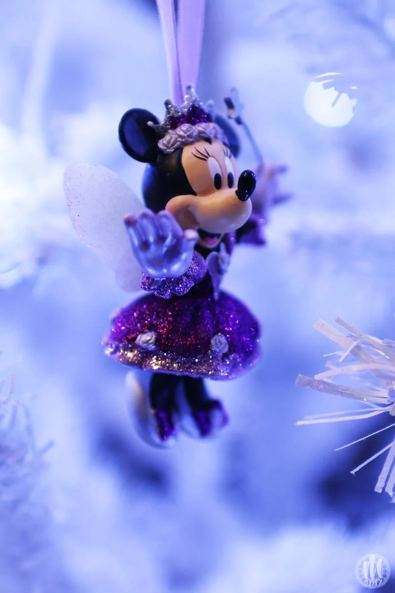 Project 365 - 2017 - Day 335 - Minnie Mouse Fairy Christmas Deocration
