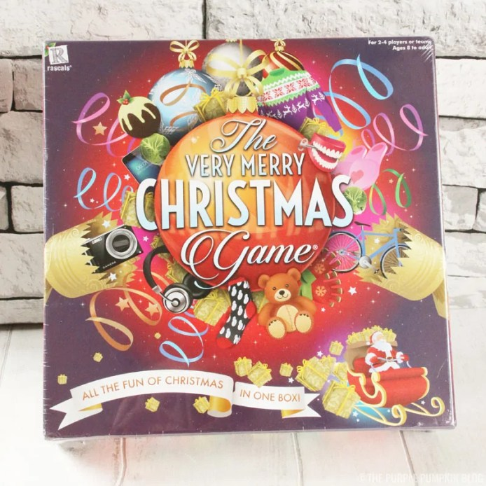 The Very Merry Christmas Game