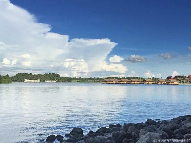 Bora Bora Bungalows - Disney's Polynesian Village Resort