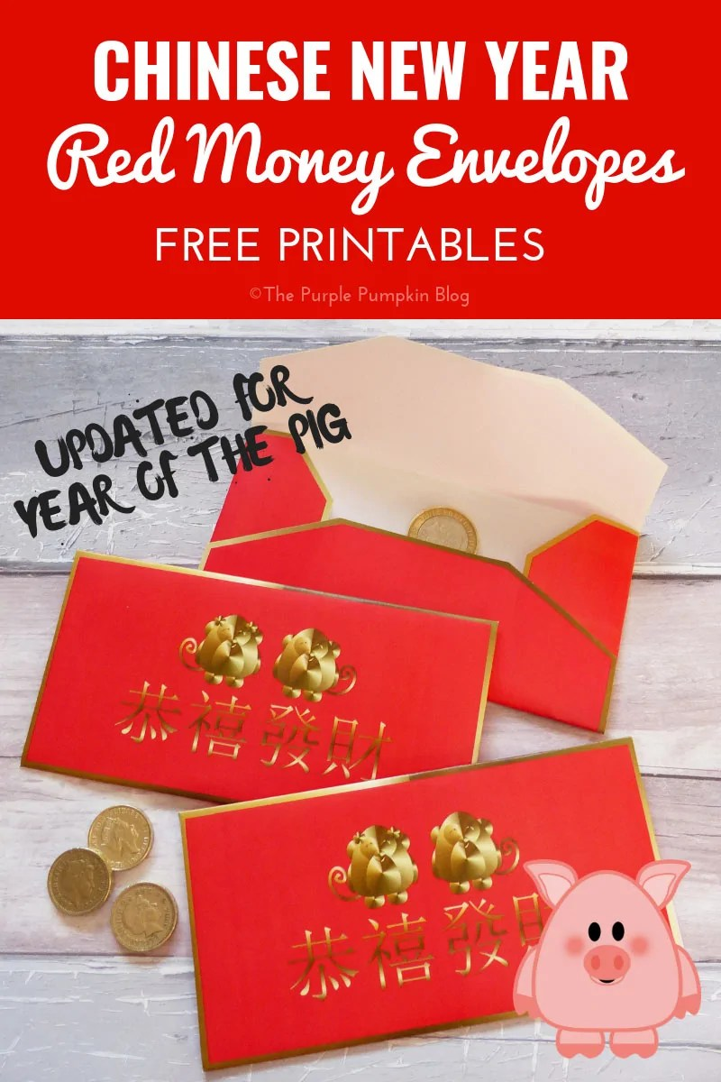 graphic relating to Free Printable Money Envelopes named Free of charge Printable Purple Economical Envelopes for Chinese Fresh new calendar year
