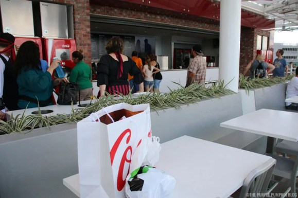 Disney Springs - Coca-Cola Shop Rooftop Beverage Bar