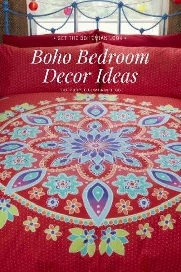 Boho Bedroom Decor Ideas