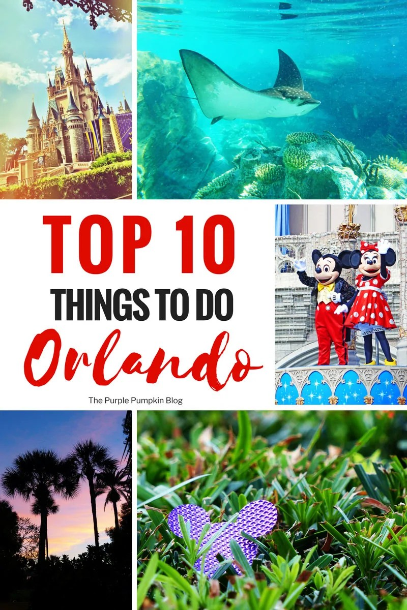 Top 10 Things To Do In Orlando! Are you planning a holiday to Orlando, Florida? Not sure where to start? Let me guide you with my list of the Top 10 Things To Do In Orlando, Florida! Orlando may be called the theme park capital of the world, but there is so much more to see than Mickey Mouse!