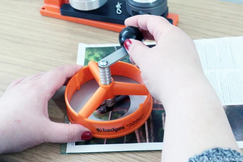 eBadges Circle Cutter