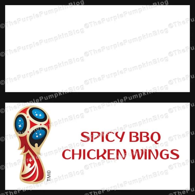 Free Printable Food Labels