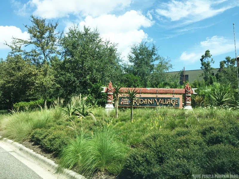 Animal Kingdom Villas - Kidani Village
