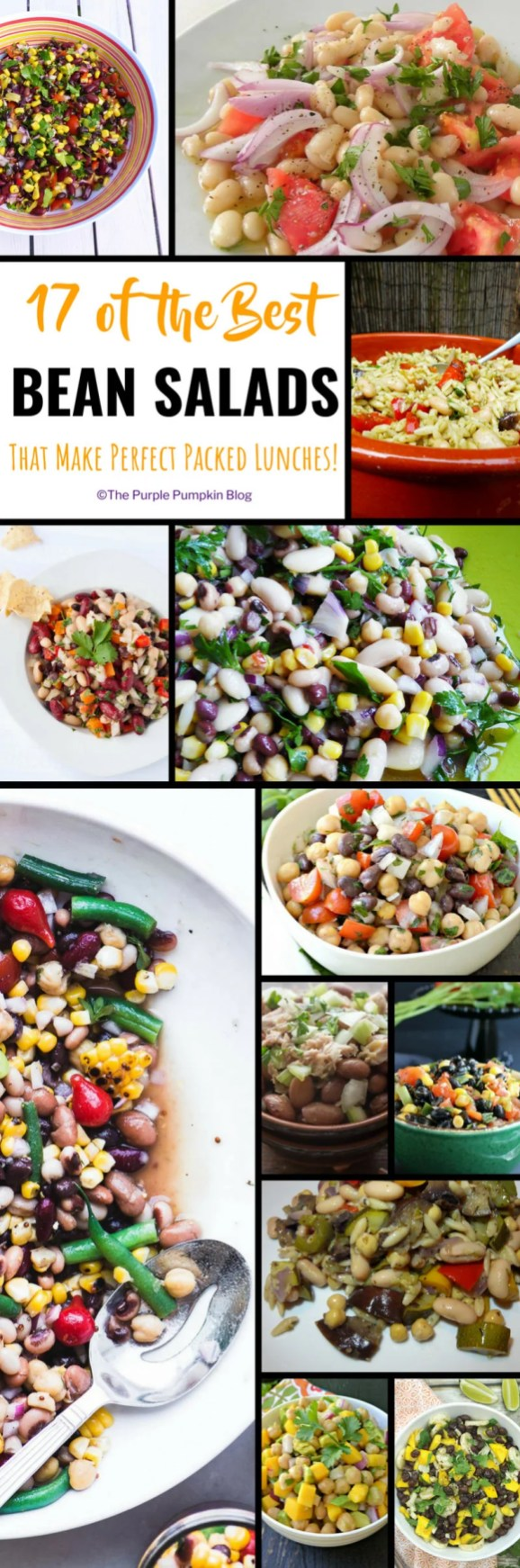 Do you find yourself having the same food for lunch, day in, day out? Stuck for ideas of what to prepare for packed lunches for work? You've hit the right spot on the internet because here are 17 of the best bead salads that are perfect for packed lunches!