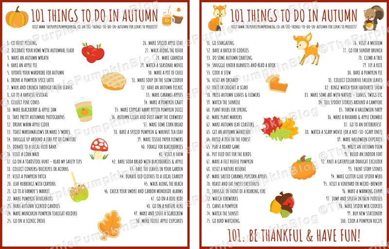 Sample Printable