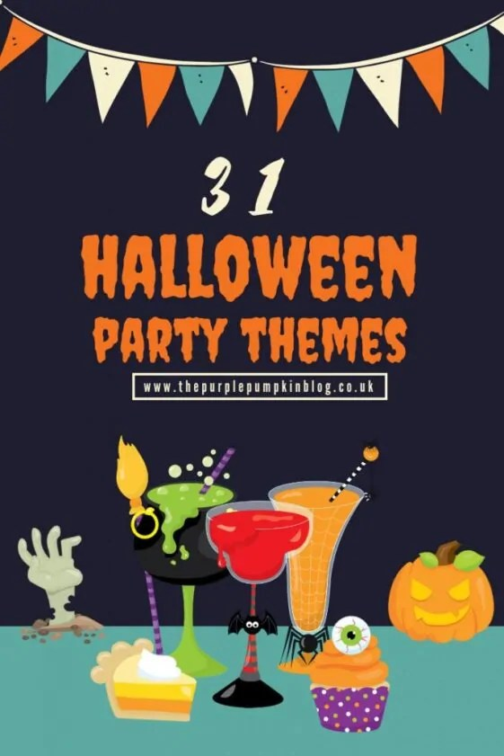 Thinking of throwing a Halloween Party, but want to have a theme that is a little bit different? Well, this site has got you covered with these 31 Wicked Halloween Party Themes! There are themes for adults, and kids/families, from super cute, to downright creepy!