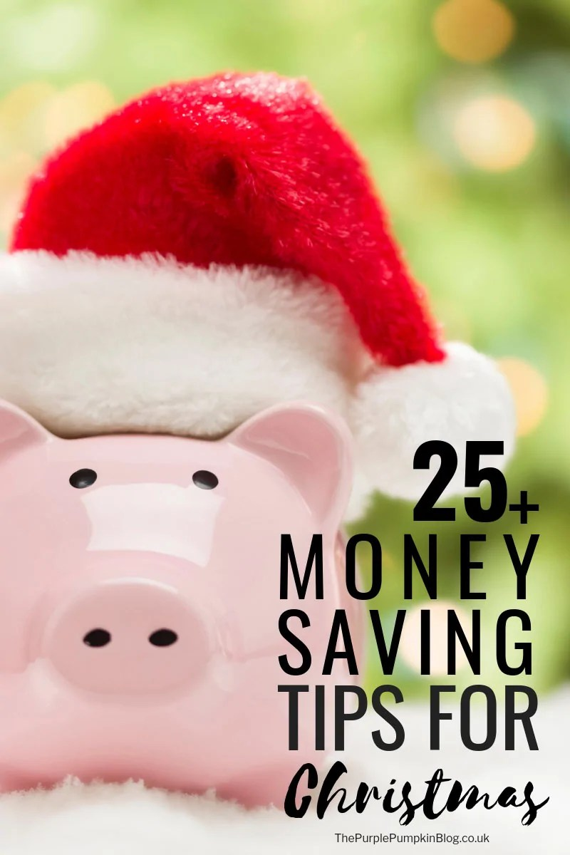 25+ Money Saving Tips For Christmas - it might happen every year, but Christmas has that way of creeping up on us! If you're panicking about how you're going to afford to pay for everything, these money saving tips for Christmas will help you to save money on gifts, food and drink, decorations, and more.
