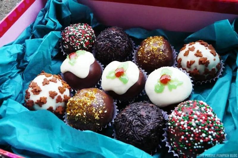 Homemade Truffle Selection