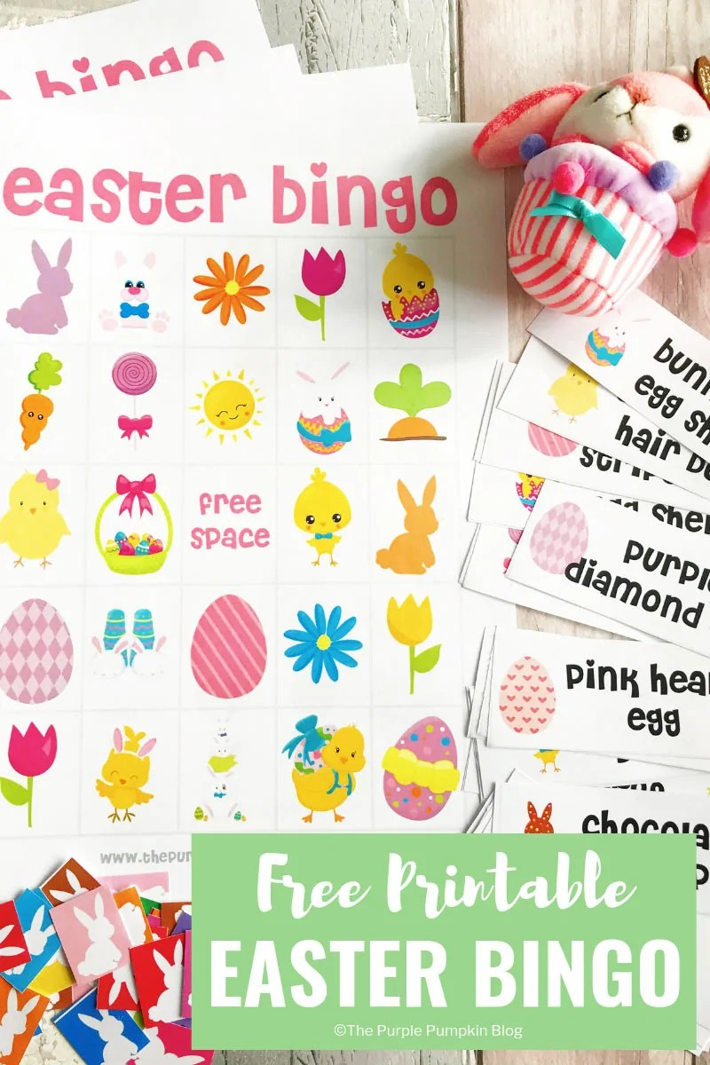 20 Awesome Free Easter Printables To Print At Home