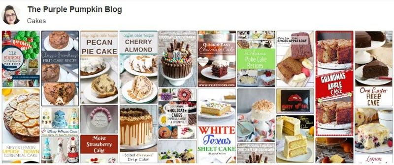 Cakes Board on Pinterest