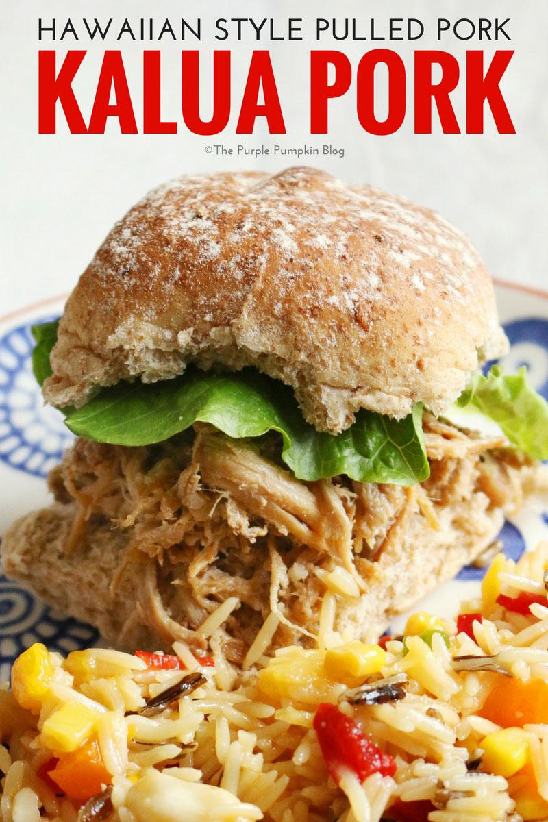 Hawaiian Pulled Pork Recipe: 50+ Recipes For A Hawaiian Tropical Party