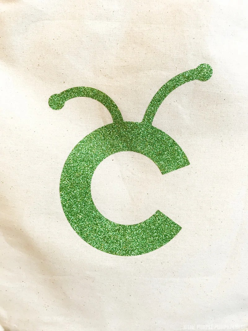 Quick Cricut Iron-On Tote Bag Project