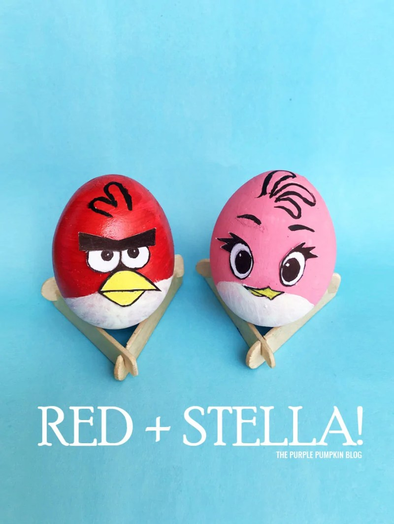 Red + Stella Angry Birds