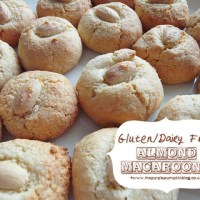 Almond Macaroons - Gluten &; Dairy Free for Passover