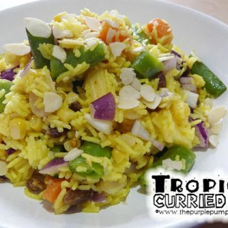 Tropical Curried Rice