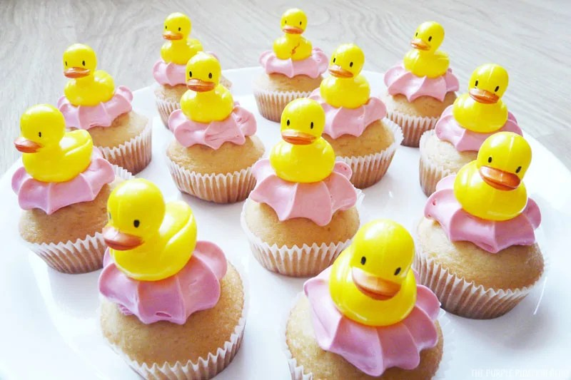 Dinky Ducky Cupakes