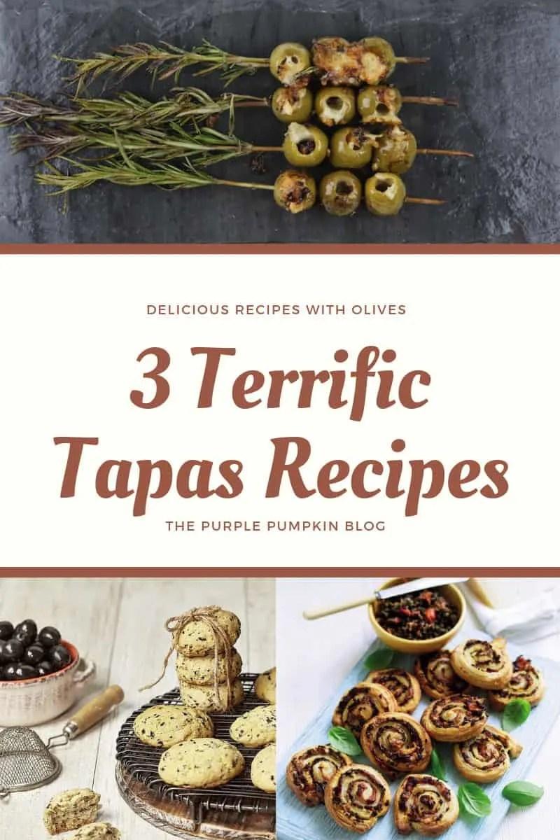 3 tapas recipes