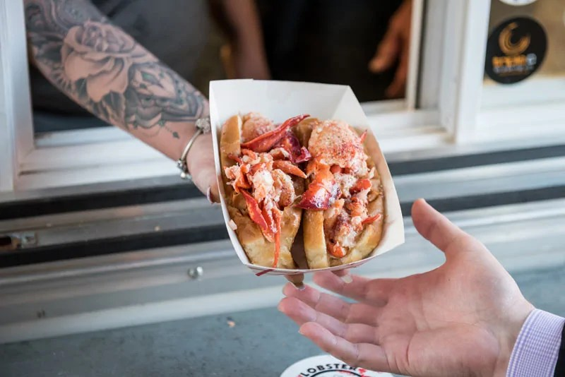 NoDa Company Store Charlotte Lobster Roll