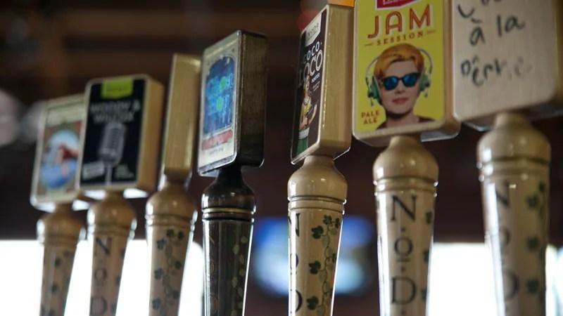 NoDa Brewery, Charlotte North Carolina