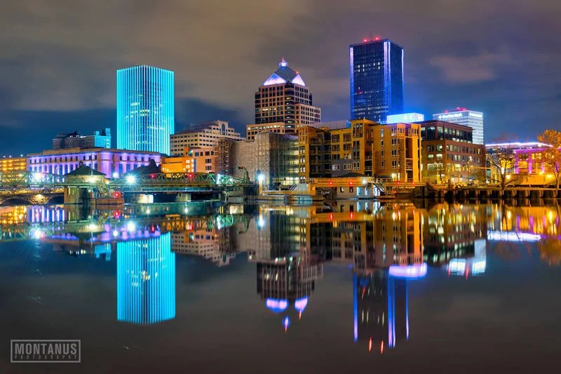 Rochester Skyline | Photo Credit: James Montanus