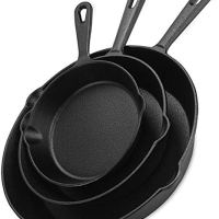 Cast Iron Skillets