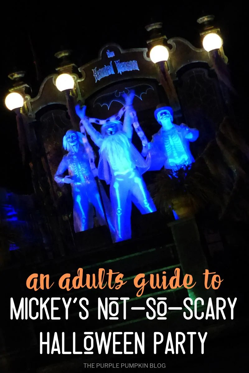 3 Hitchhiking Ghosts - Mickey's Not-So-Scary Halloween Party