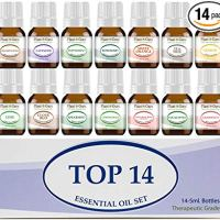14 x 5ml Essential Oil Set with Lemon