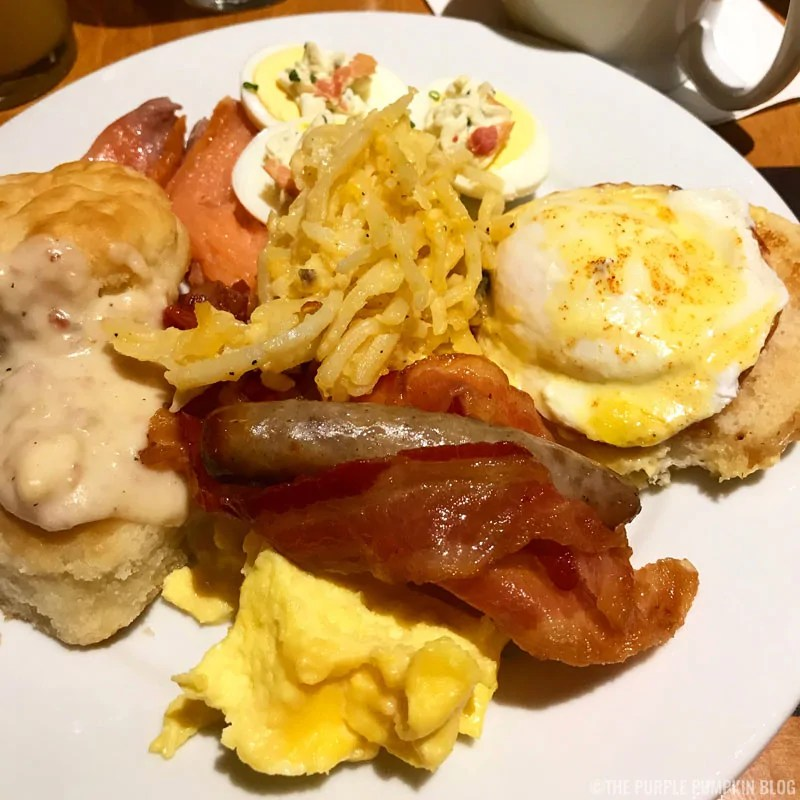 Breakfast Buffet at The Wave... of American Flavors