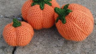 Amigurumi Crochet Pumpkin Patterns