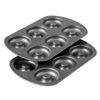 6-Cavity Donut Baking Pans