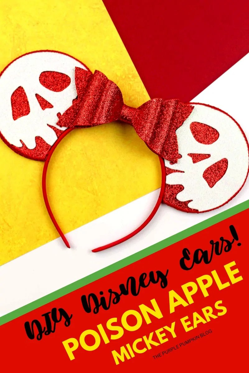 DIY Disney Ears! Mickey Ears