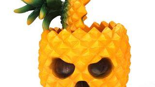 Pineapple Skull Head
