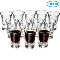 Small (1 oz) Glass Shot Glasses
