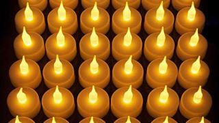 Battery Tealight Candles