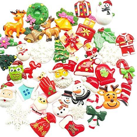 Christmas Craft Embellishments
