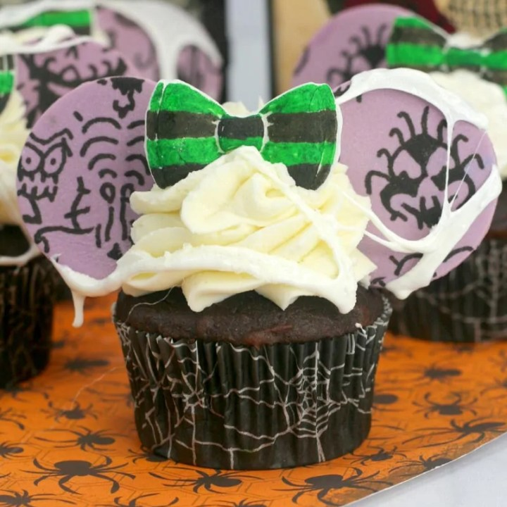 Haunted Mansion Cupcakes Recipe