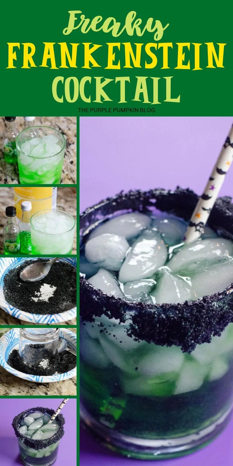 how to make a frankenstein cocktail