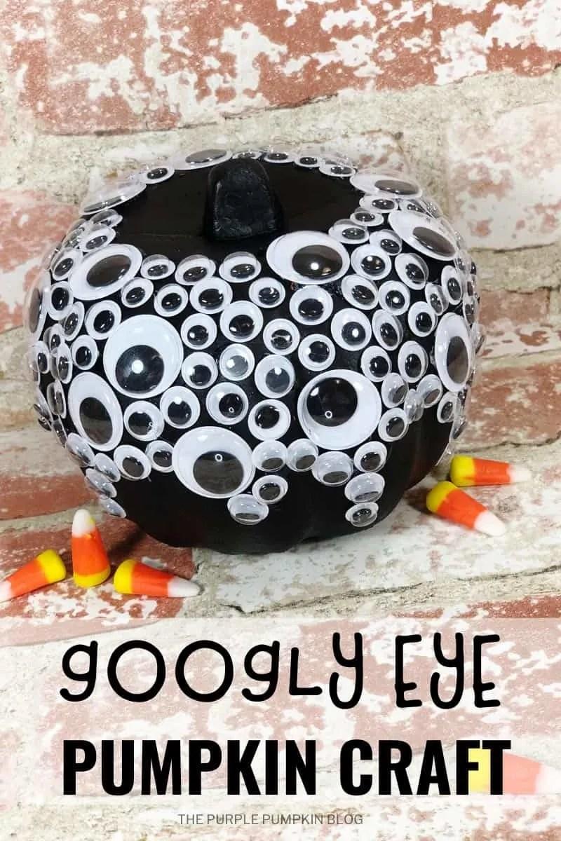 Googly Eye Pumpkin Craft