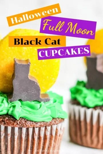 Halloween-Full-Moon-Black-Cat-Cupcakes