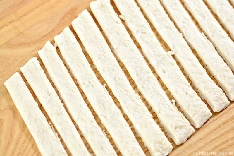 Pastry Strips